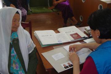 Безгражданство в Центральной Азии