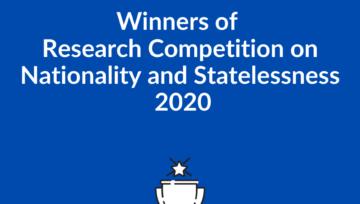 Определены победители Первого Регионального конкурса научных работ «Гражданство и безгражданство: современные вызовы и инновационные решения»